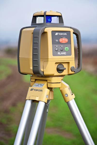 Self-Levelling Construction Laser Level - view bigger image