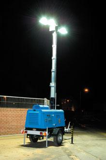 VT1 Lighting Tower - view bigger image