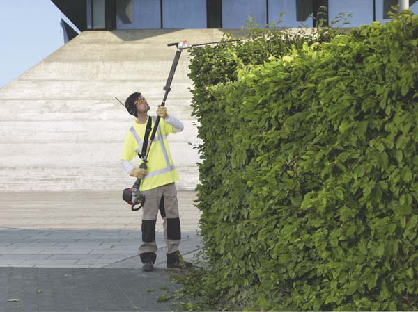Long-Handled Hedge Trimmer - view bigger image