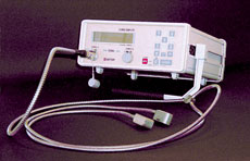 Portable non intrusive flowmeter