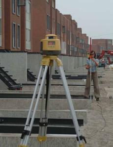 Self-Levelling Construction Laser Level