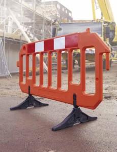 2m Guard Barrier + Foot