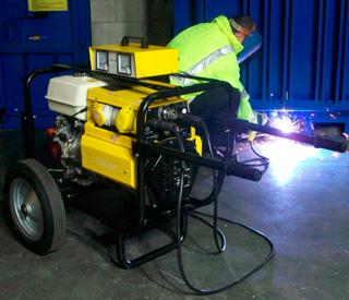 225amp Welder/Generator