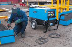 225amp Diesel Welder/Generator