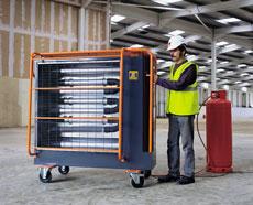LPG Radiant Heater