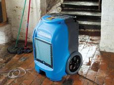 Pump Dehumidifier (52 Ltr)