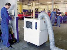 Heavy-Duty Air Conditioner