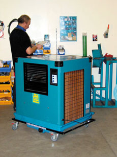 Industrial 'Super' Cooler