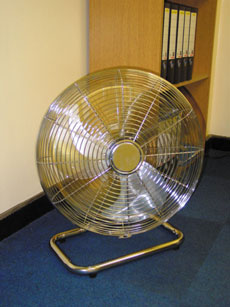 Office Turbo Fan