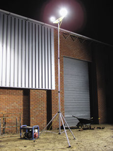 Mast Floodlight