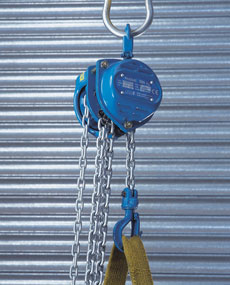 Manual Single Fall Hoists