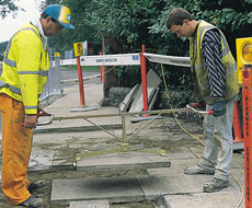 Paving Stone Lifter