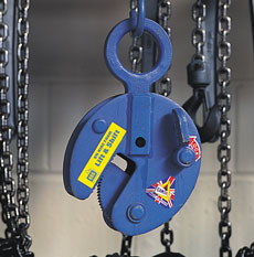 Universal Plate Clamps
