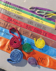 Polyester Slings 1 Tonne