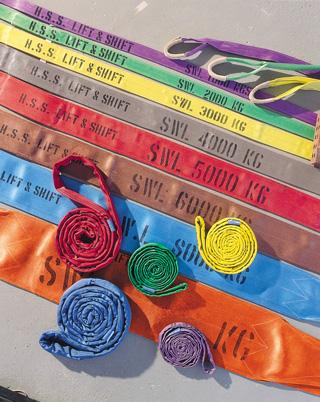 Polyester Slings 4 Tonne