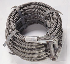 Tirfor Cables Tu8
