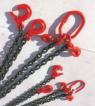 Four Leg Chain Slings