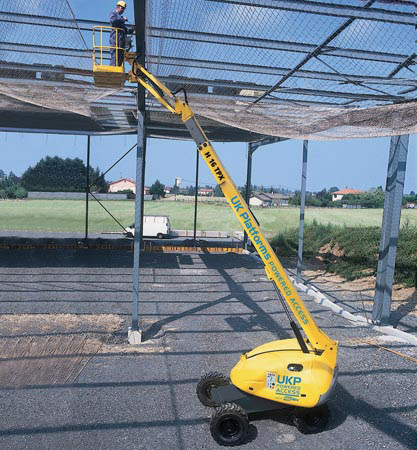 (14m to 25m) Diesel Telescopic Boom Lifts