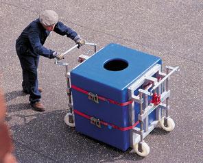 2 Tonne Lifting Trolley
