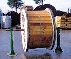 Cable Drum Screw Jacks