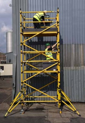 Non-Conductive  - Narrow Width 0.85m x 1.8m Towers